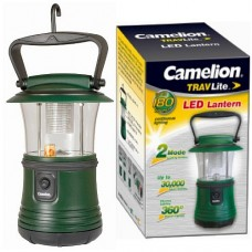 Φανάρι Camping Camelion Travlite SL1011 1W Led Green